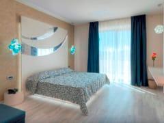 - High headboard for hotel rooms ONDE - Mobilspazio