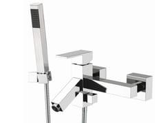 - LED bathtub mixer Q-COLOR | LED bathtub mixer - Remer Rubinetterie