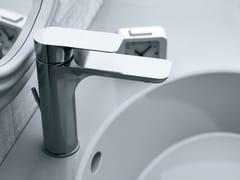 - Single handle washbasin mixer INFINITY | Single handle washbasin mixer - Remer Rubinetterie