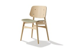 - Upholstered chair SØBORG | Upholstered chair - FREDERICIA FURNITURE