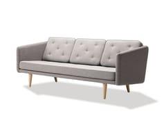 - 3 seater fabric sofa NO 1 | 3 seater sofa - FREDERICIA FURNITURE