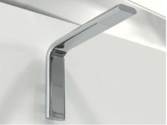 - Wall-mounted overhead shower NOKE' | Wall-mounted overhead shower - CERAMICA FLAMINIA