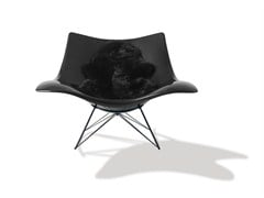 - Plastic armchair STINGRAY | Plastic armchair - FREDERICIA FURNITURE