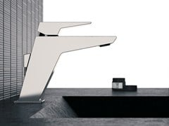 - Single-lever basin mixer without pop-up waste SPEED | Washbasin mixer - Daniel Rubinetterie