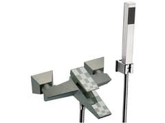 - Bathtub set with hand shower SPEED DEKORA | Bathtub set with hand shower - Daniel Rubinetterie