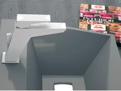 - Single handle washbasin mixer SPEED DEKORA SENSE | Washbasin mixer - Daniel Rubinetterie