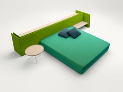 - Fabric headboard / workstation screen BUILD | Headboard - Paola Lenti