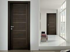 - Hinged solid wood door GAVISIO | Wenge door - GAROFOLI