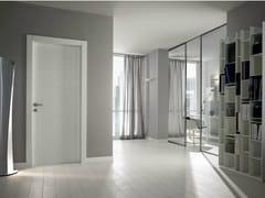 - Hinged lacquered solid wood door PANGEA | Lacquered door - GAROFOLI