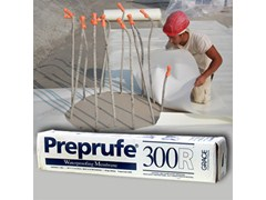 PREPRUFE® System - Grace Construction Products - W.R. Grace Italiana