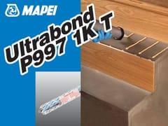 Collante per gradini e mosaici in legno ULTRABOND P997 1K T - MAPEI