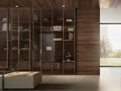 - Glass cabinet door MIRIA GLASS | Glass cabinet door - GAROFOLI