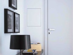 - Flush-to-the-wall door system CHIUDI - CHIUDI - GAROFOLI