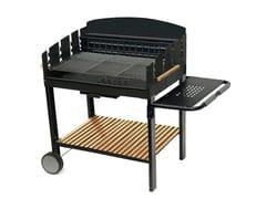 - Steel barbecue APOLLO 80 - Sunday