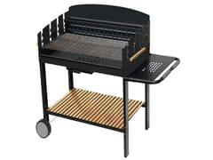 - Steel barbecue APOLLO 60 - Sunday