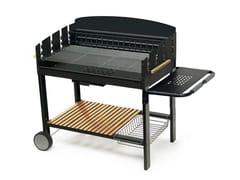 - Steel barbecue APOLLO 100 - Sunday