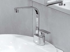 - Countertop 1 hole washbasin mixer ONE | 1 hole washbasin mixer - CERAMICA FLAMINIA