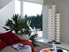 - Vertical floor-standing decorative radiator MILANO | Floor-standing decorative radiator - Tubes Radiatori