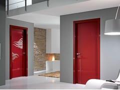 - Hinged decorated glass door SMART | Decorated glass door - GIDEA