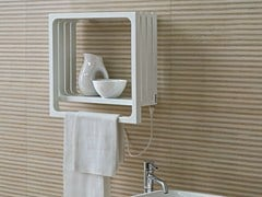 - Wall-mounted towel warmer MONTECARLO | Towel warmer - Tubes Radiatori
