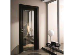 - Hinged mirrored glass door STILIA | Mirrored glass door - GIDEA