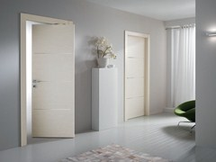 - Laminate pivot sliding door STILIA | Pivot sliding door - GIDEA