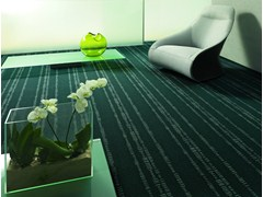 - Fabric carpeting SCANO DESIGN - Vorwerk & Co. Teppichwerke