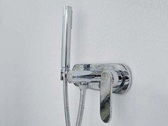 - Shower mixer with hand shower ONE | Shower mixer with hand shower - CERAMICA FLAMINIA