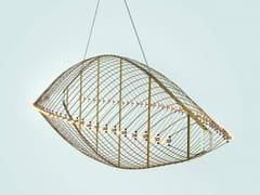 - Direct light metal pendant lamp FIELTEBEK - Quasar