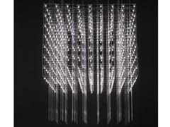 - LED pendant lamp UNIVERSE SQUARE 100 - Quasar