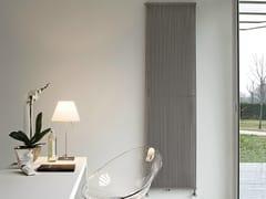 - Vertical wall-mounted stainless steel decorative radiator IXSTEEL | Vertical decorative radiator - Tubes Radiatori