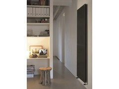 - Vertical wall-mounted radiator KUBIK | Vertical radiator - Tubes Radiatori