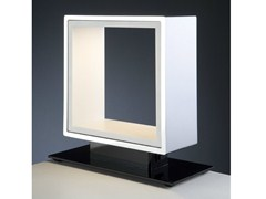 - LED Corian® table lamp WINDOW | LED table lamp - Quasar