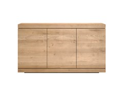 - Oak sideboard with doors OAK BURGER | Oak sideboard - Ethnicraft