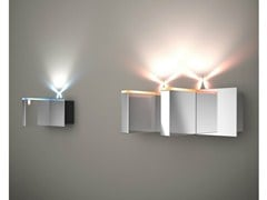 - LED indirect light aluminium wall light MATCH 1 OR 2 | LED wall light - Quasar