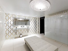 - Glass mosaic WALLPAPER 1x1 - TREND Group