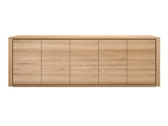- Oak sideboard with doors OAK SHADOW | Oak sideboard - Ethnicraft