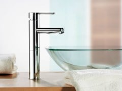 - Single handle washbasin mixer without waste NOIR | Washbasin mixer - Rubinetterie Mariani