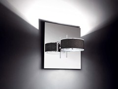 - Direct-indirect light wall lamp COMPONI200 UNO RIFLESSA - Cini&Nils