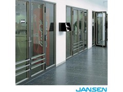 - Fire stop window JANSEN FIRE - Jansen