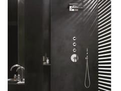 - 4 hole thermostatic shower mixer VENEZIA | 4 hole thermostatic shower mixer - Fantini Rubinetti