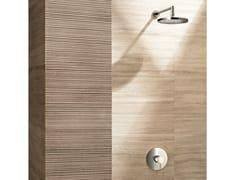 - Single handle shower mixer with overhead shower CAFÈ | Shower mixer with overhead shower - Fantini Rubinetti