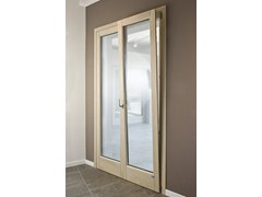 - Ash patio door ALASKA | Patio door - BG legno