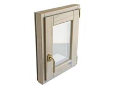 - Ash top-hung window ETERNA | Top-hung window - BG legno