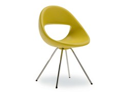 - Chair with 4-spoke base LUCKY 906 | Chair - Tonon