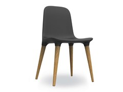 - Upholstered leather chair TAKO 451 | Upholstered chair - Tonon