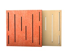 - MDF decorative acoustical panels VARI PANEL PRO - Vicoustic by Exhibo