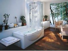 Vasca da bagno idromassaggio con docciaAMEA TWIN PREMIUM - JACUZZI EUROPE