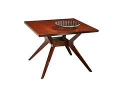 - Wooden side table GRACE | Side table - SELVA