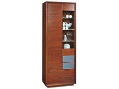 - Wooden display cabinet LEONARDO | Display cabinet - SELVA